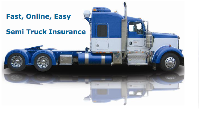Semi Trucks Insurance